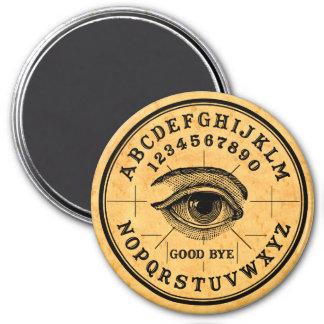 Vintage Fortune Telling Psychic Eye 7.5 Cm Round Magnet