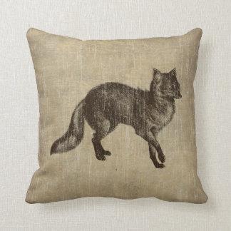 Vintage Fox Cushion