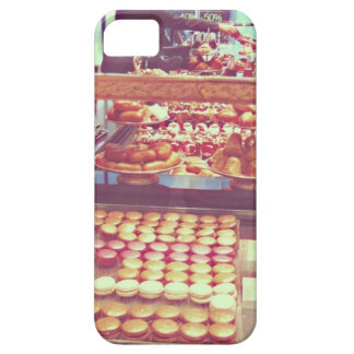Vintage France macaroon shop Case For The iPhone 5