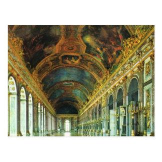 Vintage France Palace of Versailles Postcards