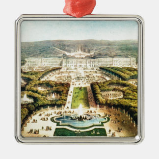 Vintage France, Palais de Versailles Christmas Ornament
