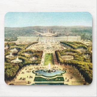 Vintage France, Palais de Versailles Mouse Pad
