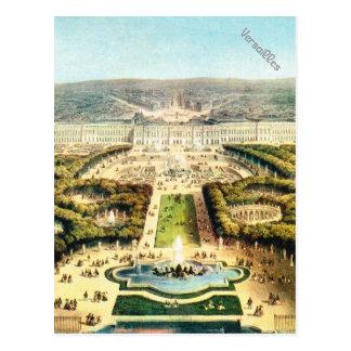 Vintage France, Palais de Versailles Postcard