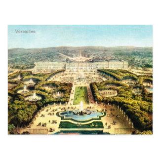 Vintage France Palais de Versailles Postcards