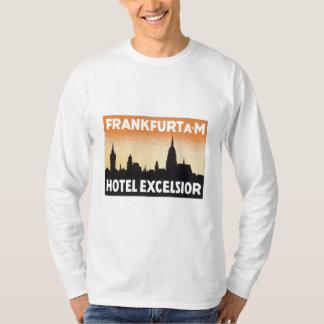 Vintage Frankfurt Germany Hotel T-Shirt