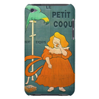 Vintage French Advertisement 1900 Barely There iPod Cases