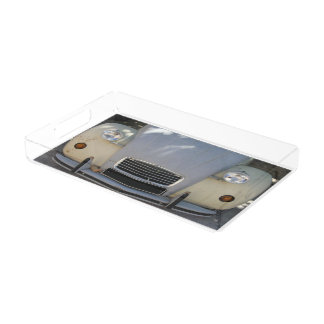 Vintage French car Acrylic Tray