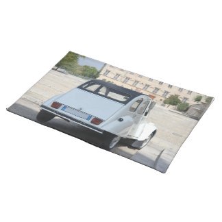 Vintage French car Placemat