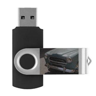 Vintage French car USB Flash Drive