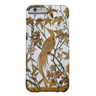 Vintage French Carved Wood of Bird Barely There iPhone 6 Case