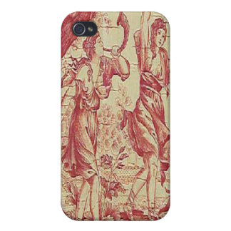 Vintage French Country Speck Case iPhone 4 Case For The iPhone 4