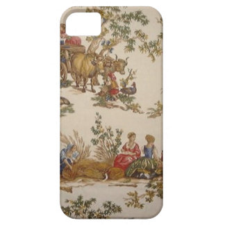 Vintage French Country Toile  iPhone 5 Case