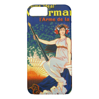 Vintage French Fountain Pen Advertisement 1919 iPhone 7 Case