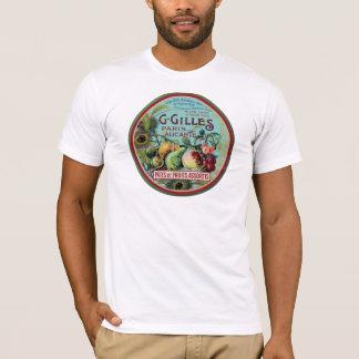 Vintage French Fruit Label T-Shirt