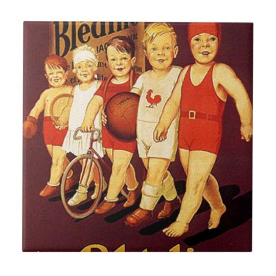 Vintage French, La bledine Tile