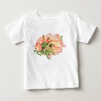 Vintage French, roses and advertising postcard Tee Shirts