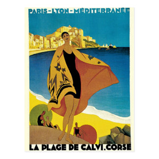 Vintage French Travel Postcards