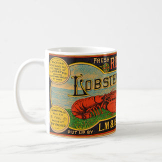 Vintage Fresh Rock Lobster Mug