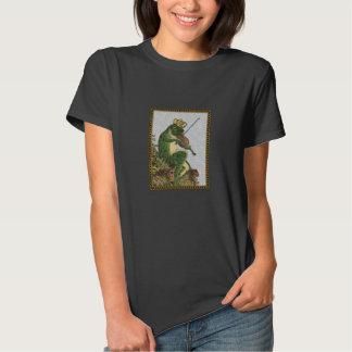Vintage Frog Prince Charming T-shirts