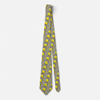 Vintage Fruit Crate Label Art Pacific Lemon Citrus Tie