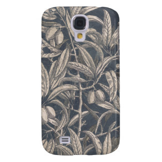 Vintage Fruit & Floral I Galaxy S4 Case