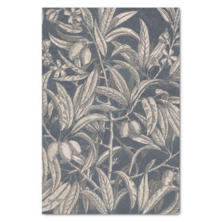 Vintage Fruit & Floral I Tissue Paper
