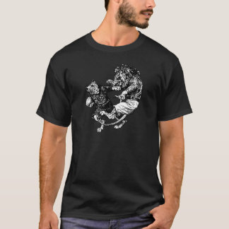 vintage funny rugby T-Shirt