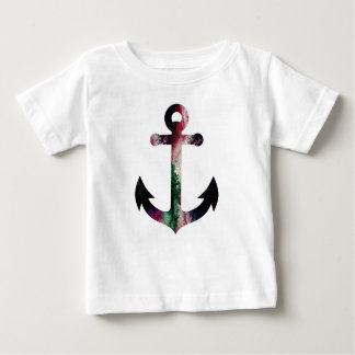 Vintage Galaxy Anchor Baby T-Shirt