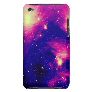 Vintage Galaxy Space Nebula iPod Touch 4G Case Barely There iPod Covers