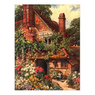 Vintage Garden Art - Palmer, Harold Sutton Post Card