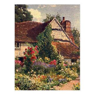 Vintage Garden Art - Palmer, Harold Sutton Post Cards