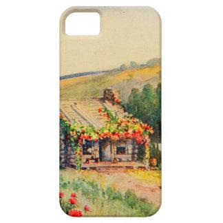 Vintage Garden Art - Steele Zulma deL iPhone 5/5S Case