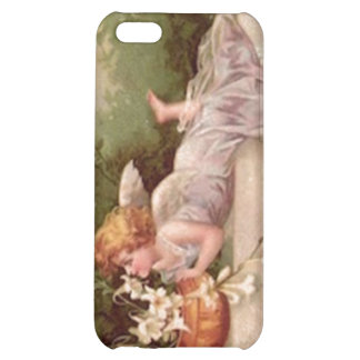 Vintage Garden Fairy Cover For iPhone 5C