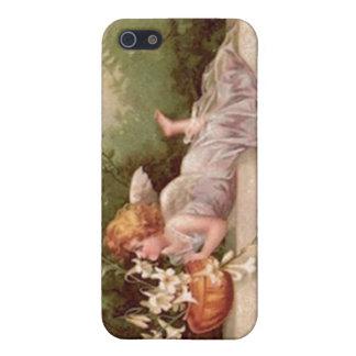 Vintage Garden Fairy iPhone 5 Cover