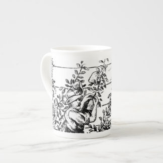 Vintage Gardener personalized 90th Birthday Mug