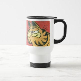 Vintage Garfield, travel mug