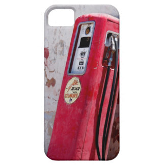 Vintage - Gas Pump Barely There iPhone 5 Case
