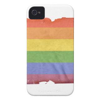 Vintage gay pride flag - Case-Mate iPhone 4 case