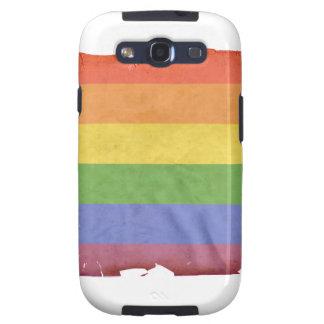 Vintage gay pride flag - galaxy SIII covers