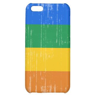 Vintage Gay Pride Flag iPhone 5C Cases
