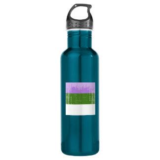 Vintage Genderqueer Pride 710 Ml Water Bottle
