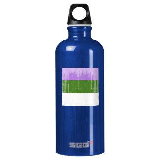 Vintage Genderqueer Pride SIGG Traveler 0.6L Water Bottle