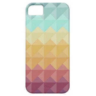 Vintage Geometric Art iPhone 5 Cases