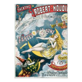 Vintage George Melies Illusion Fantastique Card