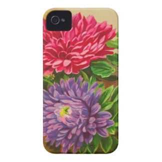 Vintage Gerber Daisies Blackberry Bold Cover