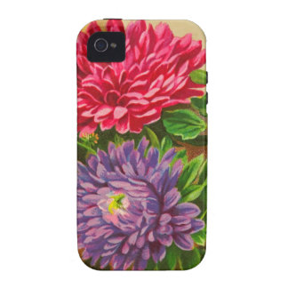 Vintage Gerber Daisies iPhone 4/4S Cover