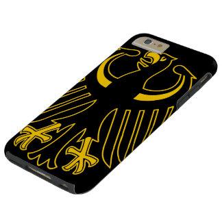 Vintage German Eagle Tough iPhone 6 Plus Case