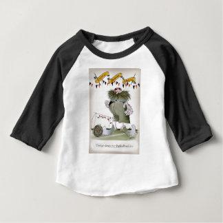 vintage german goalkeeper baby T-Shirt