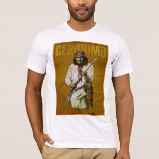 Vintage Geronimo - Apache Indian T-Shirt
