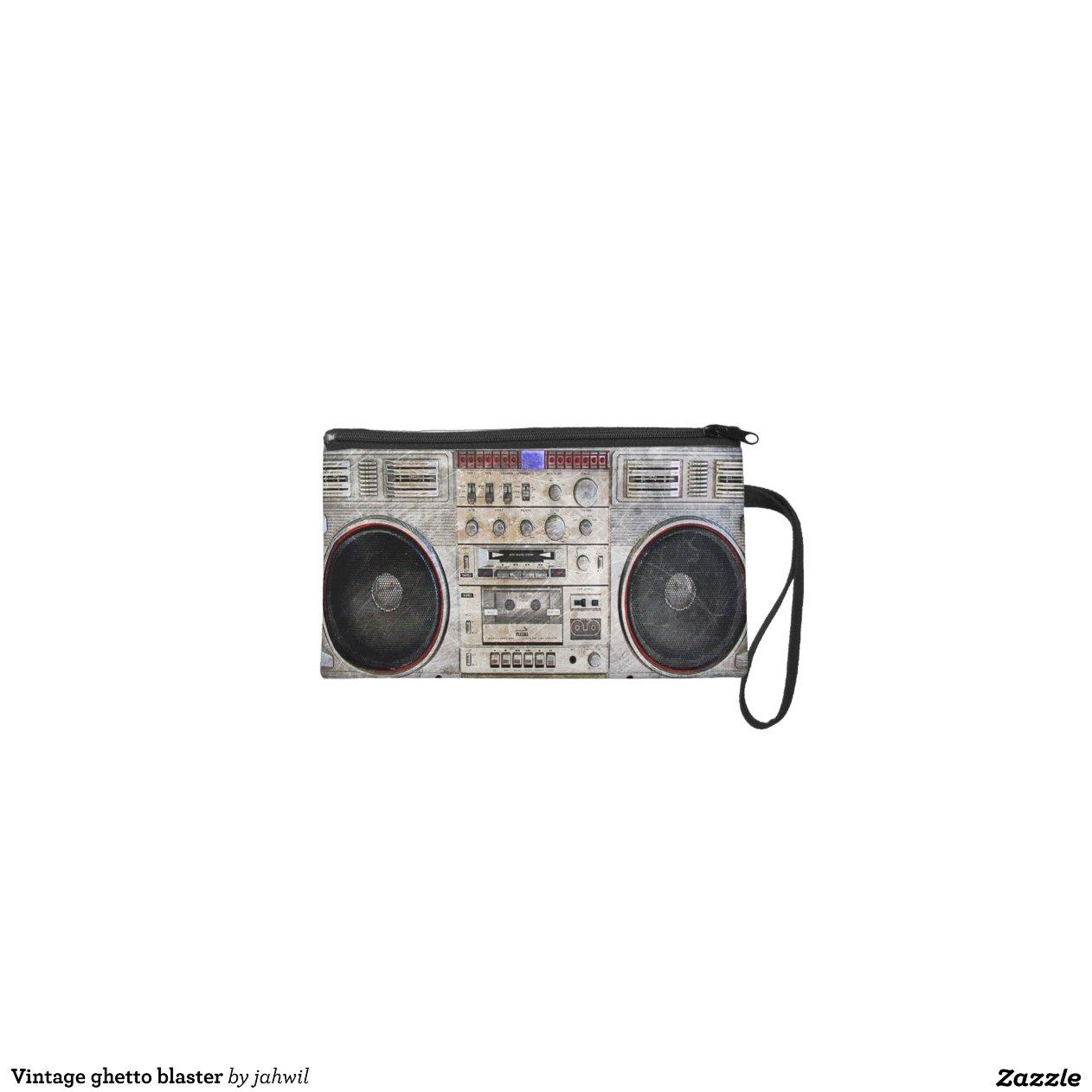 Vintage ghetto blaster zazzle - Ghetto blaster acheter ...